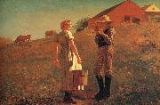 Winslow Homer Gloucester Farm oil painting picture wholesale